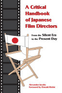 A Critical Handbook of Japanese Film Directors