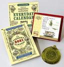 The Old Farmer's Almanac 2021 + Everyday Box Calendar 2021 + Sun Catcher Bundle