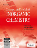 CONCEPTS AND MODELS OF INORGANIC CHEMISTRY  3RD ED PDF
