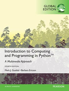 Introduction to Computing and Programming in Python  Global Edition PDF
