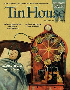 Tin House  Weird Science PDF