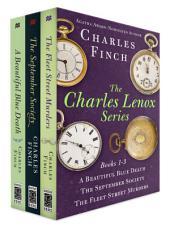 The Charles Lenox Series: Books 1-3