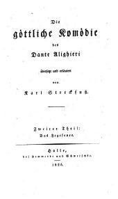 Die göttliche Komödie: ¬Das Fegefeuer, Band 2