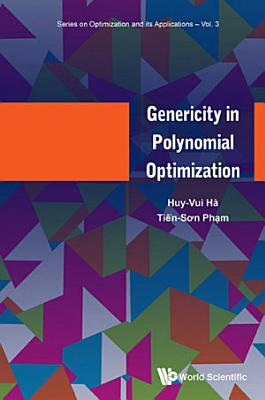Genericity In Polynomial Optimization PDF