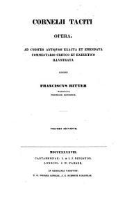 Annalium liber XI-XVI