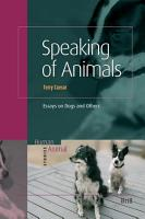 Speaking of Animals PDF