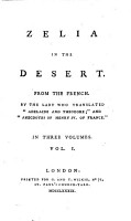 Zelia in the Desert PDF