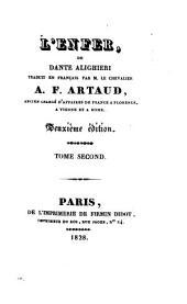 L'Inferno (Il Purgatorio, Il Paradiso) tr. dal sig. A.F. Artaud. 2a ed