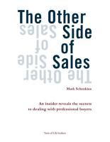 The Other Side of Sales PDF