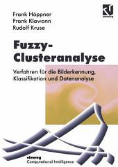 Fuzzy-Clusteranalyse: Verfahren für die Bilderkennung, Klassifizierung und Datenanalyse