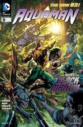 Aquaman (2011- ) #9