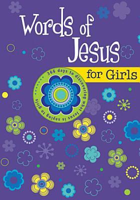 Words of Jesus for Girls  eBook