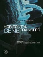 Horizontal Gene Transfer PDF