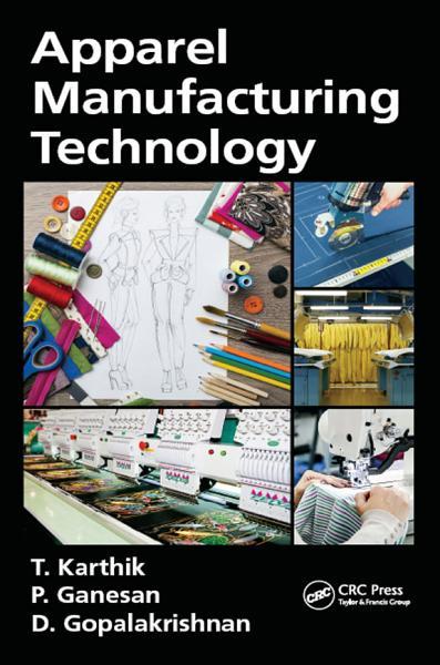 Apparel Manufacturing Technology PDF
