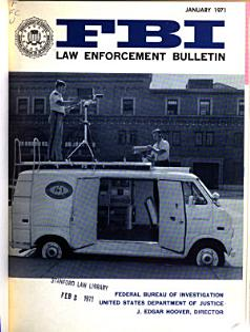 FBI Law Enforcement Bulletin PDF