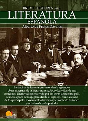 Breve historia de la Literatura espa  ola PDF