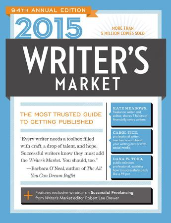 2015 Writer s Market PDF