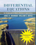 WCS Elementary Differential Equations and Boundary Value Problems 8th Edition Binder Ready Without Binder