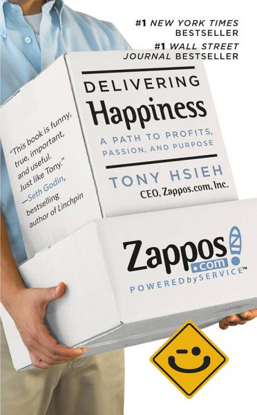 Download Delivering Happiness Book