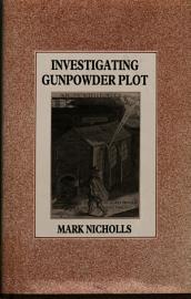 Investigating Gunpowder Plot PDF