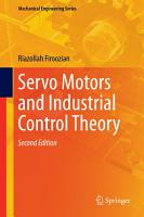 Servo Motors and Industrial Control Theory PDF
