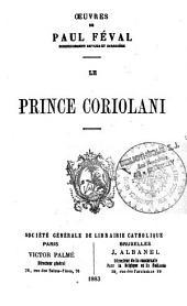 Le prince Coriolani