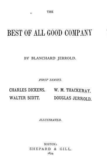 The Best of All Good Company PDF