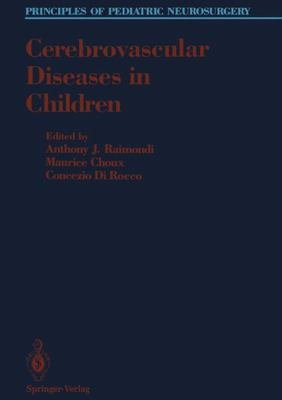 Cerebrovascular Diseases in Children