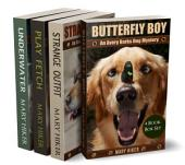 Avery Barks Dog Mystery Series Boxed Set (Books 1 - 4)