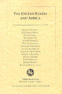 The United States and Africa PDF