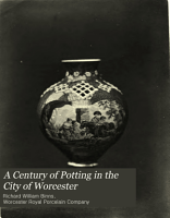 A Century of Potting in the City of Worcester PDF