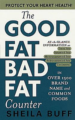 The Good Fat  Bad Fat Counter