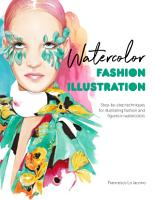 Watercolor Fashion Illustration PDF