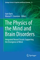 The Physics of the Mind and Brain Disorders PDF