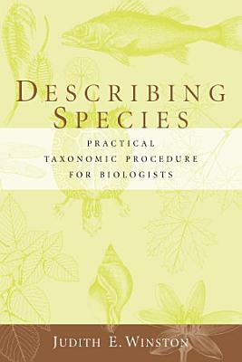 Describing Species PDF
