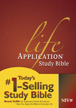 NIV Life Application Study Bible  Second Edition PDF
