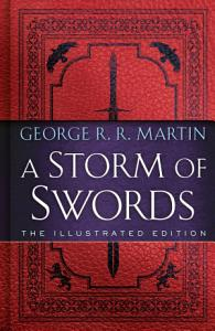 A Storm of Swords  The Illustrated Edition Book