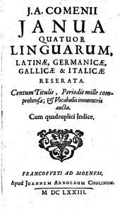 Ianua aurea quatuor linguarum