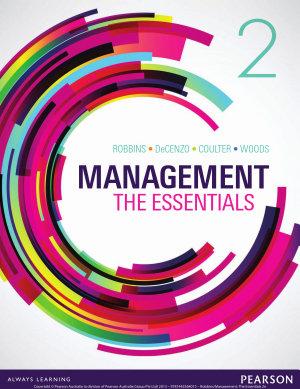 Management  the Essentials PDF