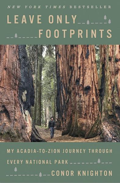 Download Leave Only Footprints Book