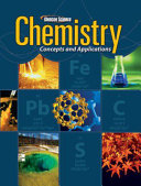 Chemistry  Concepts   Applications  Student Edition Book