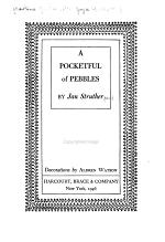 A Pocketful of Pebbles