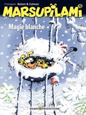 Marsupilami – tome 19 - Magie blanche
