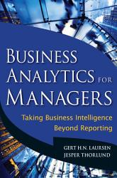 Business Analytics For Managers Book PDF