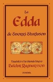 La Edda de Snorri Sturluson (Mondliteraturo en Esperanto)