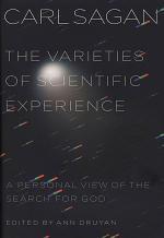 The Varieties of Scientific Experience