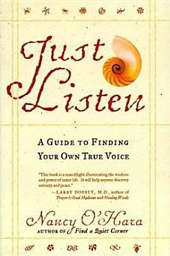 Just Listen PDF