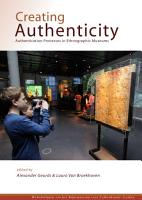 Creating Authenticity PDF