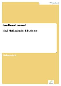 Viral Marketing im E Business PDF