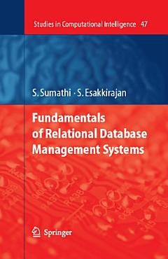 Fundamentals of Relational Database Management Systems PDF